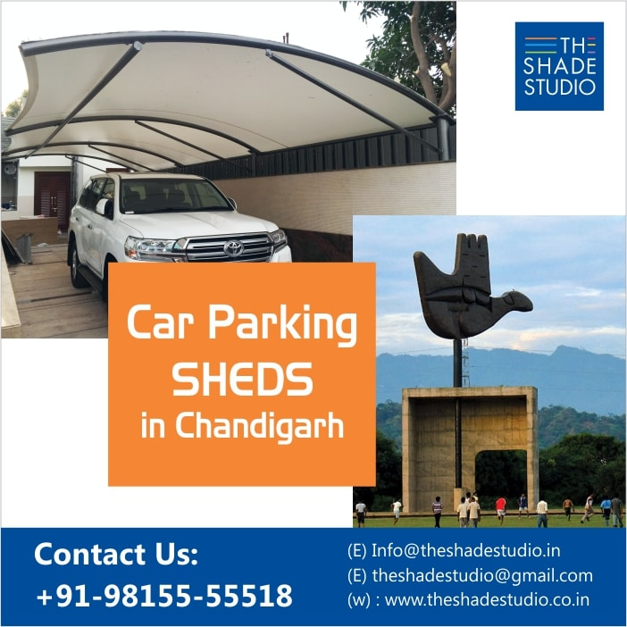 Car Shed in Chandigarh