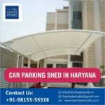 Car Parking Shed Manufacturer in Haryana