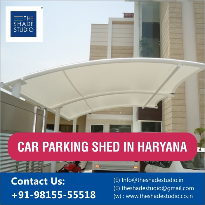 Car Shed in haryana