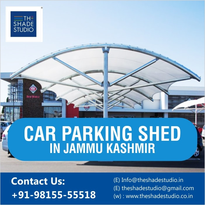 Car Shed in Jammu Kashmir