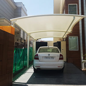 Architectonic Car Parking Shades
