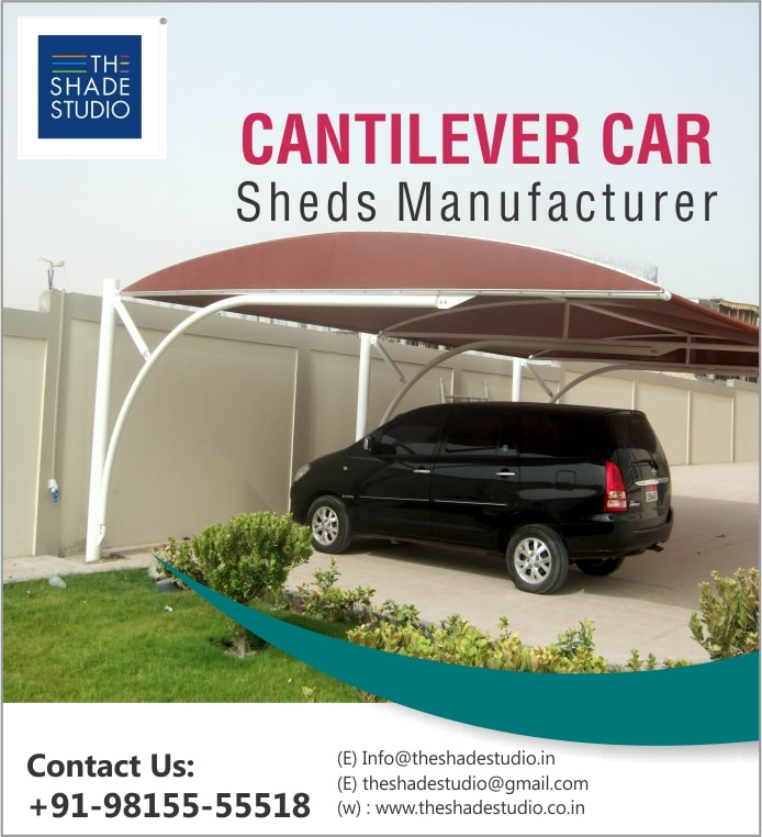 Cantilever Car Shed Manufacturer