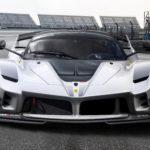 Ferrari Car Parking Sheds