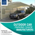 Outdoor Car Parking Shade Manufacturers