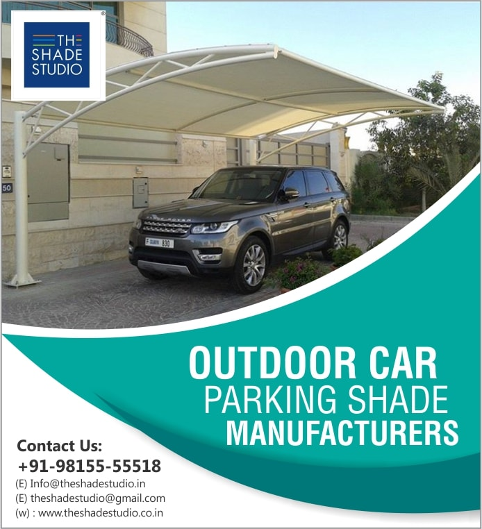 Outdoor Car Parking Shed Manufacturers