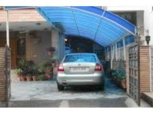 Single Car Parking Shed Manufacturer in India