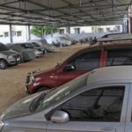 Car parking Shed for Shopping Malls