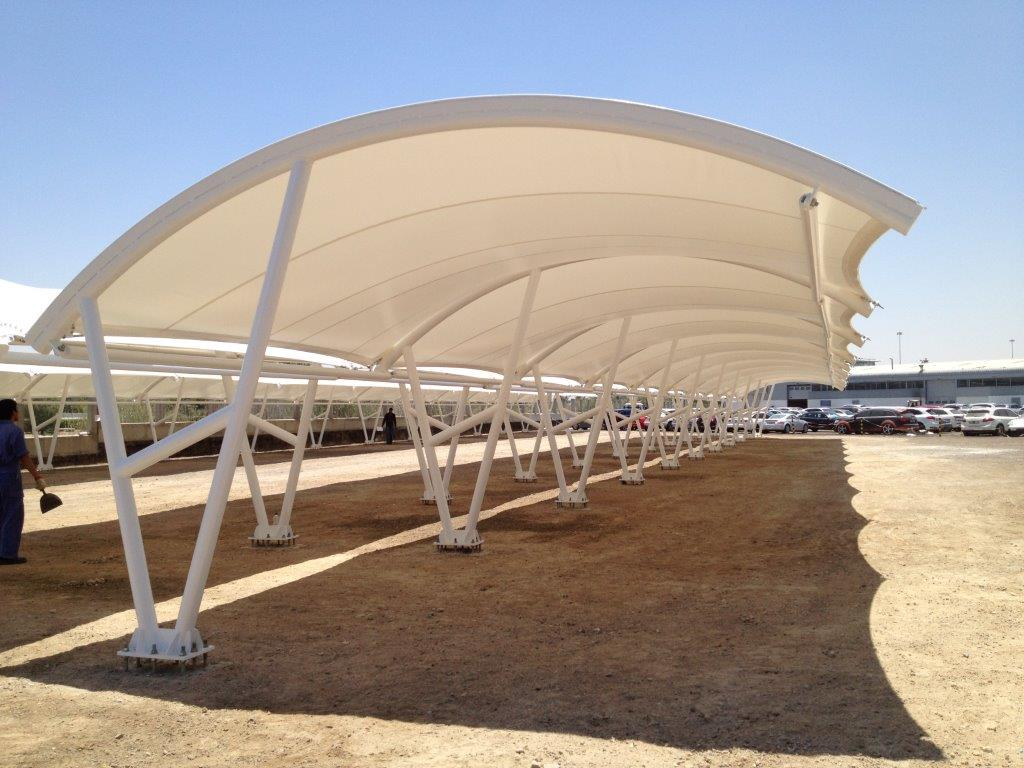 Car Shed Designs For Airports