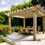 Best Wooden Pergolas Manufacturer
