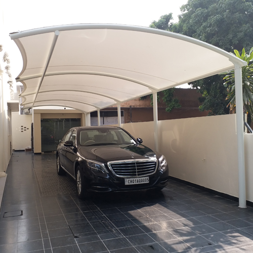 Single Car Parking Shed Manufacturer In India Best Car Parking Shed
